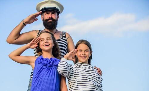 Экскурсия для детей «Посвящение в моряки» 2021 - 0