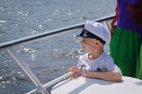 Экскурсия для детей «Посвящение в моряки» 2021 - 1