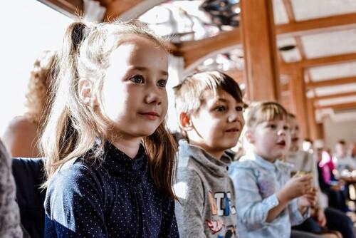 Экскурсия для детей «Посвящение в моряки» 2021 - 6