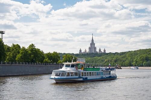 Экскурсия для детей «Посвящение в моряки» 2021 - 7