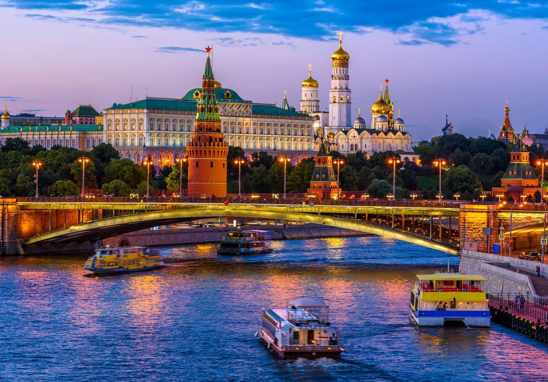 Ночная теплоходная экскурсия «Мистическая Москва» 2021