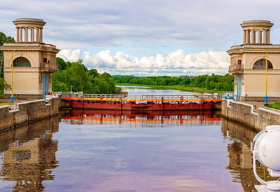 Прогулка по водохранилищам от Речного вокзала 2021