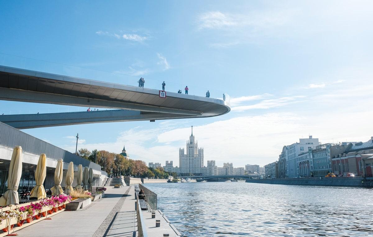 Завтрак и прогулка по центру Москвы на теплоходе 2021